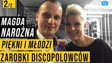 Magda Narożna Piękni i Młodzi